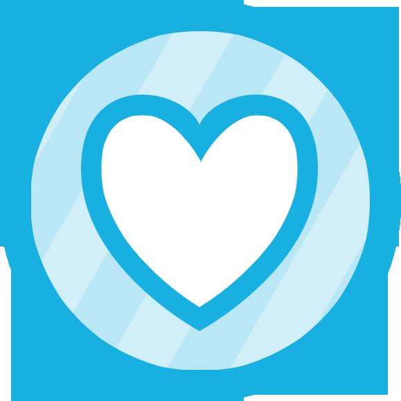 gain icon heart - Natural Female Hormone Balance