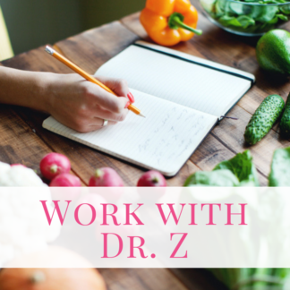Work with Dr. Z